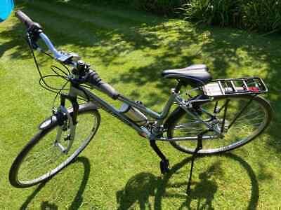Claud Butler Explorer Ladies Hybrid Bike