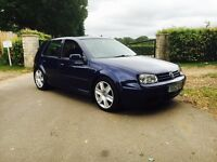 BARGAIN VOLKSWAGEN VW GOLF MK4 GTI 2.0 LONG MOT MODIFIED GOOD RUNNER NOT AUDI SEAT FORD VAUXHALL