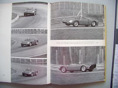 Beruf Rennfahrer 1969 sportl. Fahrer Meister im Cockpit