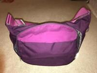 Stokke nappy bag with changing mat