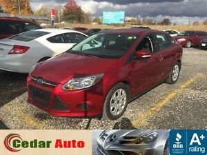 2014 Ford Focus SE - Low Kms - Warranty