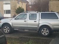 Excellent Condition Nissan Navara 4x4 Double Cab Pickup With Low Miles