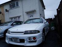 Nissan Skyline GTS-T 2.5L Turbo Import