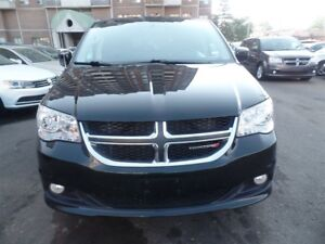 2016 Dodge Grand Caravan Crew, CUIVRE, CAMERA, BAS KM
