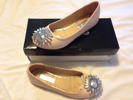 Miss KG ballet pumps size 4(37)
