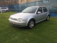 51 Vw golf 1.9 gttdi pd 5 door 6 speed low mileage swap jetta