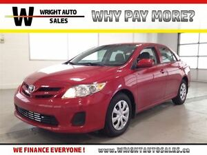 2011 Toyota Corolla CE| POWER LOCKS| A/C| KEYLESS ENTRY| 40,855K