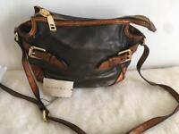 Authentic Burberry nova check handbag