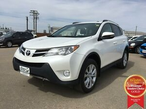 2013 Toyota RAV4 Limited AWD *Nav* *Backup Camera* *Heated Leath