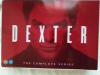 Dexter Complete Seasons 1-8 - £22
