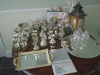 Wedding Reception Table Accessories / Decorations.