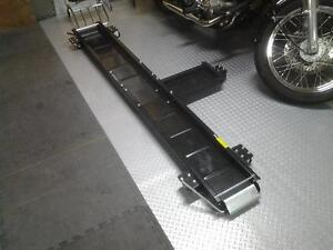 garage motorcycle dolley