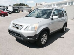 2003 Honda CR-V EX L WITH LEATHER & SUNROOF/ALSO 2011 IN STOCK