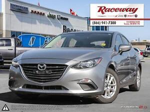 2014 Mazda Mazda3 Sport GS-SKY | 6 SPEED | ALLOYS | PUSH START |