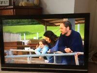 Sony Bravia 40l tv with remote and stand