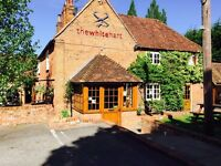 "Full Time ""Live In"" Couple Required - Waiting Staff & Chef near Guildford"