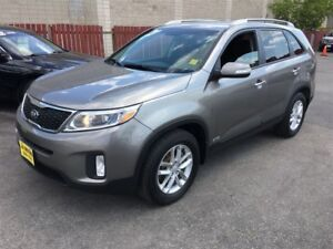 2015 Kia Sorento LX, Automatic, Heated Seats, Bluetooth, 36, 000
