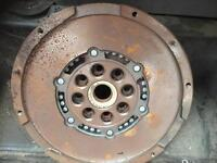 Ford transit 2.4 tdci new duel mass flywheel