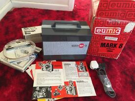 Vintage Eumig Mark 8 Cine Film projector
