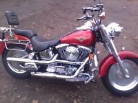 1996 fatboy £6500 or swap what you got ?