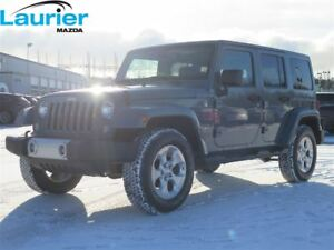 2015 Jeep Wrangler SAHARA AUTOMATIQUE
