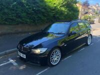 2006 BMW 330D M SPORT AUTO 231 BHP *PAN-ROOF* *XENONS* *SAT NAV* HISTORY* 335d 325d