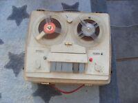 Marconiphone reel to reel tape player