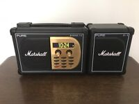 Pure Evoke-1S Marshall incl. extra speaker