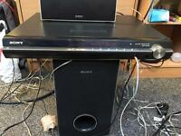 Sony home theatre fully working