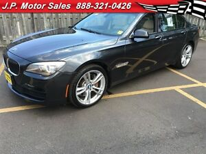 2011 BMW 7 Series 750i xDrive, Automatic, Navigation, Leather, S