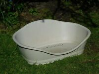 Large Dog Bed in Good Condition