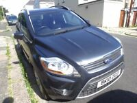 Ford Kuga 2010 model Titanium.