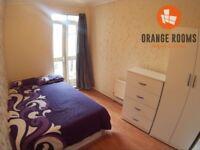 Good size single room in Leyton