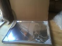 Broken mirror for arts and crafts