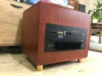 REL Acoustics Studio III 3 Powered/Active Subwoofer HiFi Stereo/Home Cinema