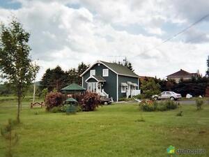 125 000$ - Maison à un étage et demi à vendre à St-Adalbert