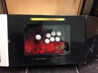 Xbox 360 street fighter arcade tournament edition fight stick