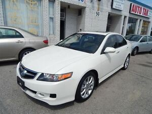 2008 Acura TSX LEATHER SUNROOF ALLOYS