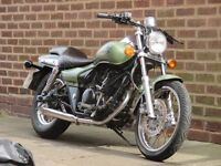 Suzuki RN 125cc eliminator Army green, lovely bike