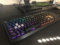 Corsair K70 Rapidfire RGB Gaming Keyboard