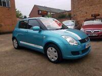 2009 Suzuki Swift 1.3 - Low Mileage - 3 Months Warranty