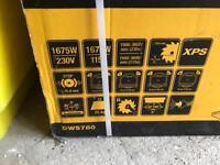 Dewalt DWS780 Mitre Saw 110v