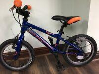 Carrera Cosmos 14'' Childs Bike
