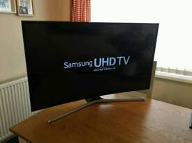 40in Samsung CURVED 4K HDR UHD SMART TV WI-FI FREEVIEW HD WARRANTY