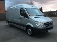 MERCEDES SPRINTER 313 CDI LWB 2011.. BLUE EFFICIENCY WITH FULL SERVICE HISTORY £4295