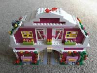 Lego Friends 41039 Sunshine Ranch, complete
