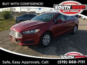2013 Ford Fusion S London Ontario image 1