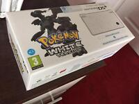 Pokemon white dsi console and game