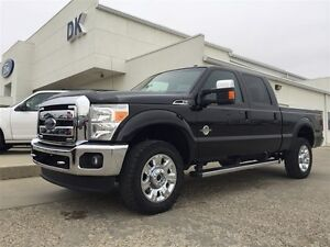 2015 Ford F-350 6.7L Loaded F 350 Lariat Ultimate with Roof Nav