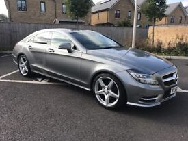 Mercedes-Benz cls 250 BlueEfficiency AMG - Sport 7G-Tronic Plus 4dr (start/stop)